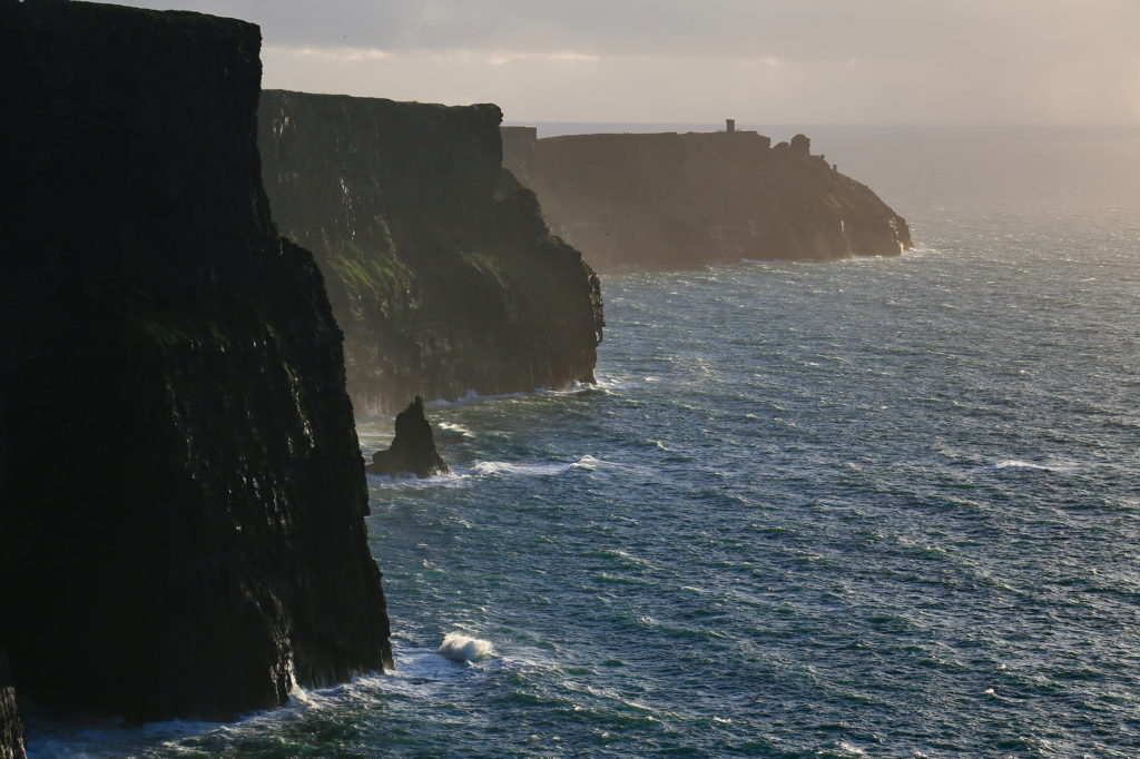 Скалы Мохер Cliffs of Moher