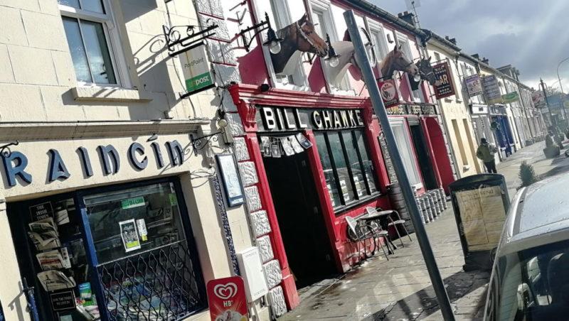 Bill Chawke's Bar Adare