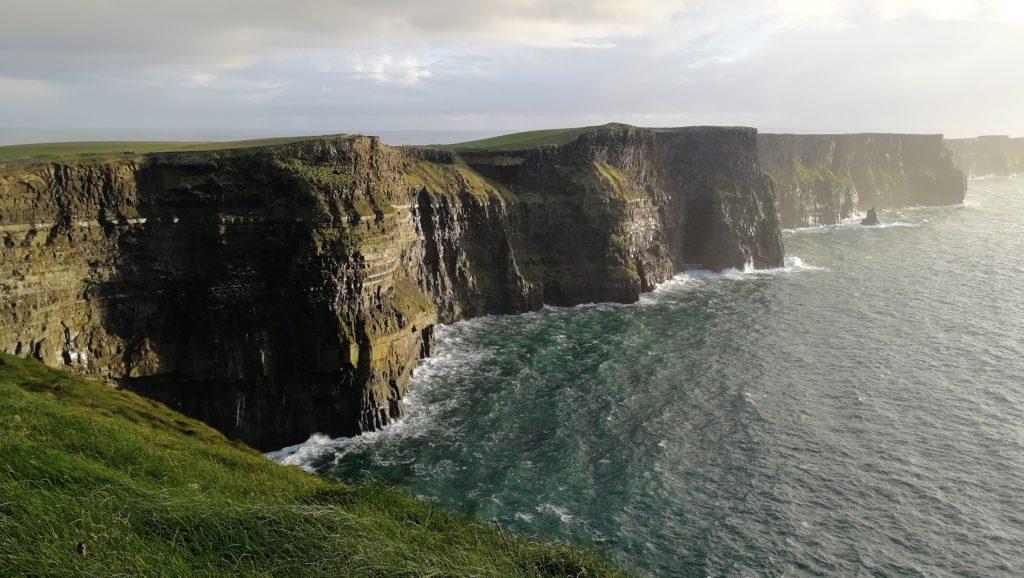 Скалы Мохер Cliffs of Moher