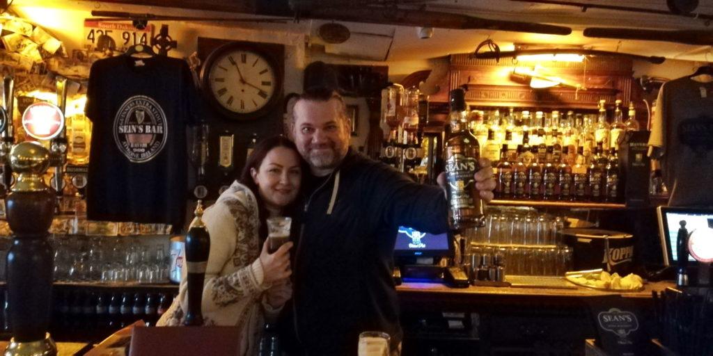 Sean's Bar Ирландский паб