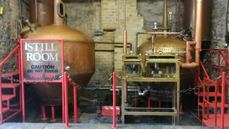 Kilbeggan Distillery Visitor Centre