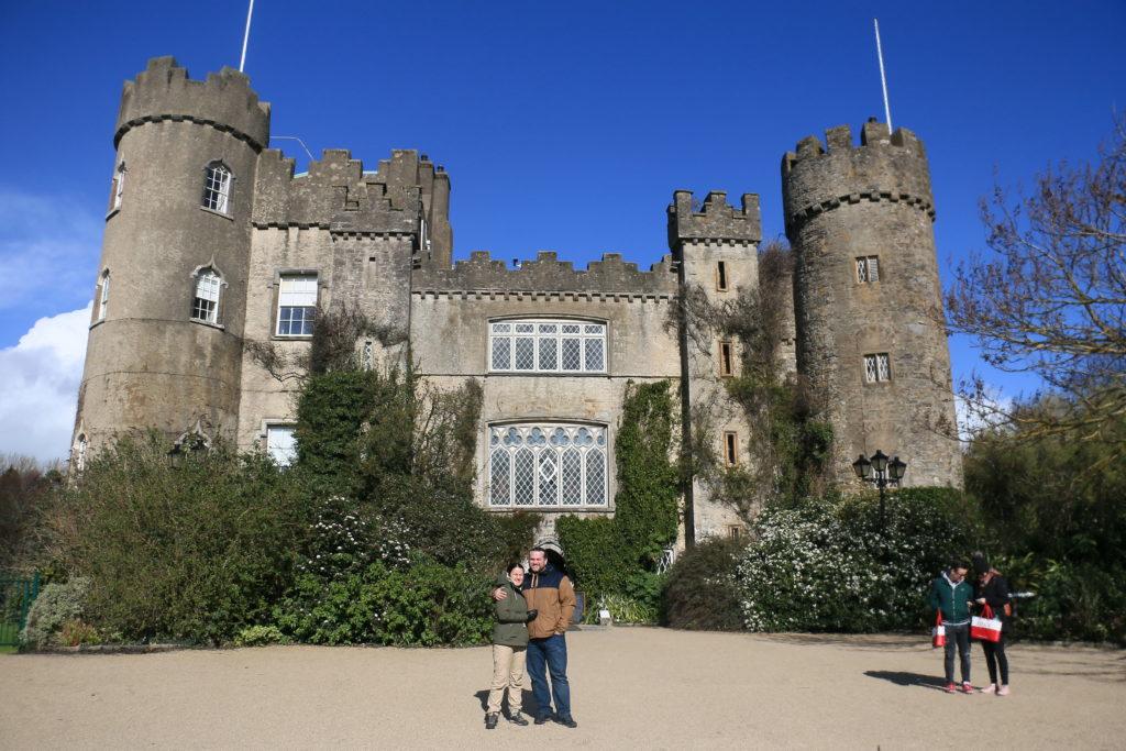 Замок Малахайд Malahide Castle & Gardens