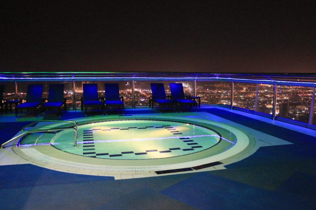 Level 43 Sky Lounge