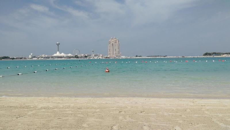 Corniche Beach شاطئ الكورنيش