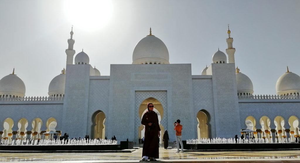 Sheikh Zayed Grand Mosque جامع الشيخ زايد الكبير