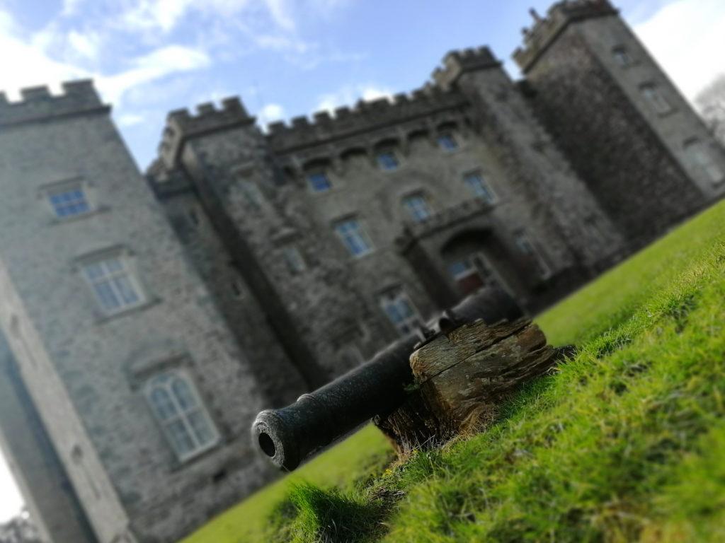 Slane Castle and Irish Whiskey Distillery