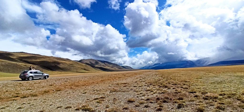 По Республике Алтай на автомобиле