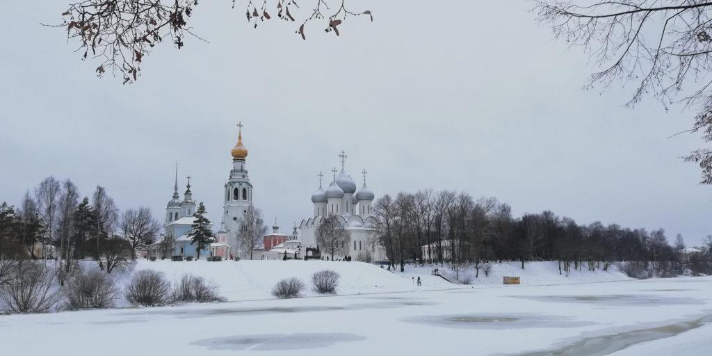 Вологда, Плес, Семенково в Новогодние праздники. 6 дней.