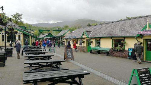 Сноудония Snowdonia National Park