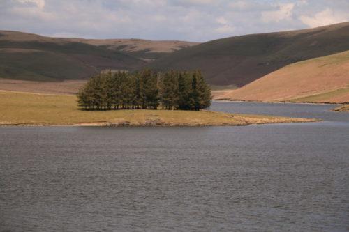 Дамба Craig Goch Dam!