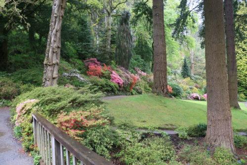 Боднант Гарден National Trust - Bodnant Garden