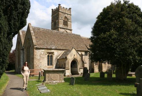 Luckington St Mary with St Ethelbert Church