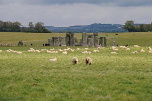 Стоунхендж Stonehenge