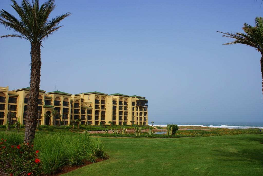 Mazagan Beach Resort المنتجع الشاطئي مازاغان