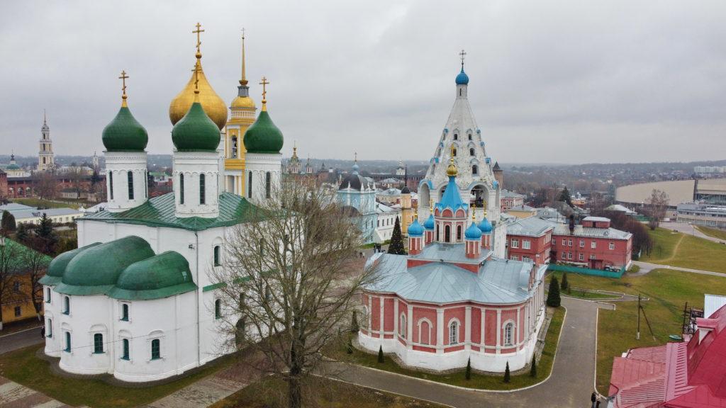 Коломна-Зарайский Кремль
